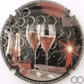 Champagne capsule 724 Polychrome