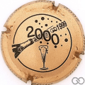 Champagne capsule 622.c Rosé