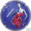 Champagne capsule 985.h Nabuchodonosor, Noblesse fond violet