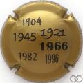 Champagne capsule 789.a 1921 au verso