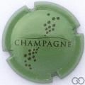 Champagne capsule 765.b Vert