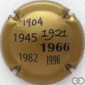 Champagne capsule 789.b 1945 au verso