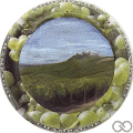 Champagne capsule 1003.b Paysage