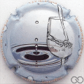 Champagne capsule 864.a Polychrome