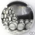Champagne capsule 792.d Tonnerre en Avril