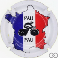 Champagne capsule 1069.m Pau (CLM)