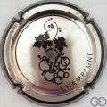 Champagne capsule 899.c Jéroboam métal