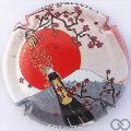 Champagne capsule 844.c Japon