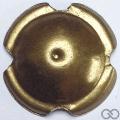 Champagne capsule 3 Bronze clair