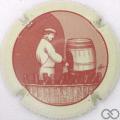 Champagne capsule 705.e Dégorgement, bordeaux
