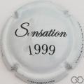 Champagne capsule  Sensation 1999