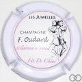Champagne capsule A3 Les Jumelles