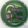 Champagne capsule 26.ba Périgny 2014