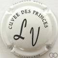 Champagne capsule 12 Cuvée des Princes (LV)