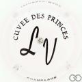 Champagne capsule 12.a Cuvée des Princes (LV) avec strass