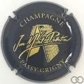 Champagne capsule 4 Noir et or