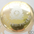 Champagne capsule 12 Parure or