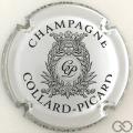 Champagne capsule 10.b Contour argent, grand cru