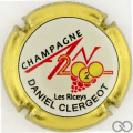 Champagne capsule 1112.d An 2020, contour or
