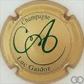 Champagne capsule 10 Cuvée Agathe
