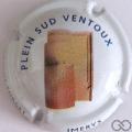 Champagne capsule 21.c Plein Sud Ventoux