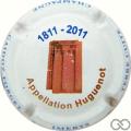 Champagne capsule 21 Appelation Huguenot