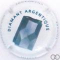 Champagne capsule 21.a Diamant Argentique