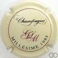 Champagne capsule 13 Millésime 1995