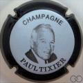 Champagne capsule 15 Contour noir