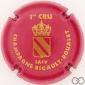 Champagne capsule A1.e Rose foncé