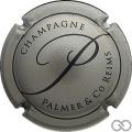 Champagne capsule 18.f Gris et noir