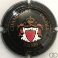 Champagne capsule 1 Petit cercle