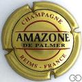 Champagne capsule 8 Or pâle