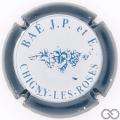 Champagne capsule 13 Contour bleu