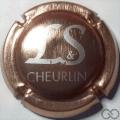 Champagne capsule 23.b Cuivre et argent