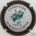 Champagne capsule 12 Contour noir