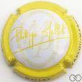 Champagne capsule 6.e Contour jaune