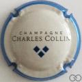 Champagne capsule A1.a Contour bleu