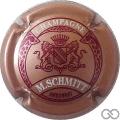 Champagne capsule 3 Rosé