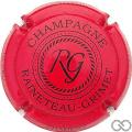 Champagne capsule 6 Rouge et noir