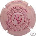 Champagne capsule 7.a Rose-saumon et rouge
