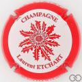 Champagne capsule 24 Contour rouge