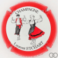 Champagne capsule 16 Contour rouge