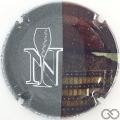 Champagne capsule 7.e N, gris