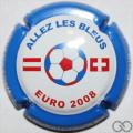 Champagne capsule 6 Allez les bleus, 2008
