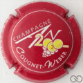Champagne capsule 1112.b An 2020, bordeaux