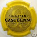 Champagne capsule 8 Jaune et noir, 2014