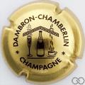Champagne capsule 2 Or pâle mat et noir