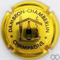 Champagne capsule 2.a Or-jaune brillant et noir