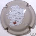 Champagne capsule  Ancienne  carte de la Limbourg
